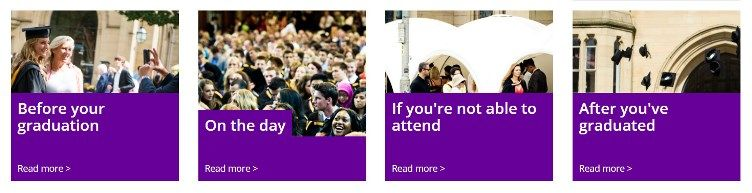4 pics of University of Manchester Graduation Day