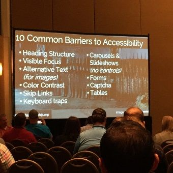 Picture of the 10 Common Barriers to Accessibility