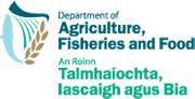 Dept. of Agriculture, Fisheries & Food Logo