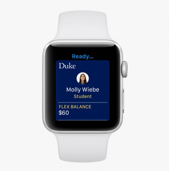 Apple Watch Example