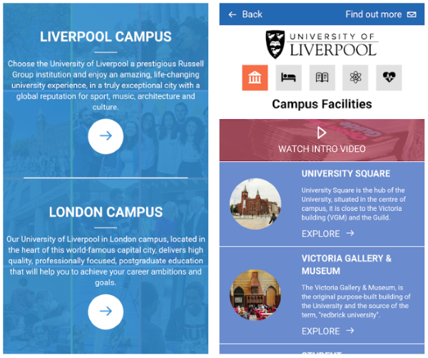 University of Liverpool - Campus Tour-