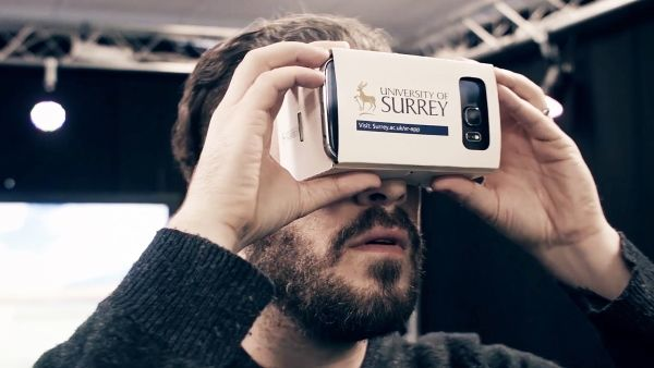 University of Surrey VR