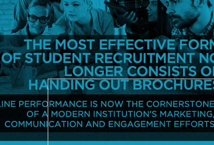 How Terminalfour can help drive your student recruitment objectives Feature Image